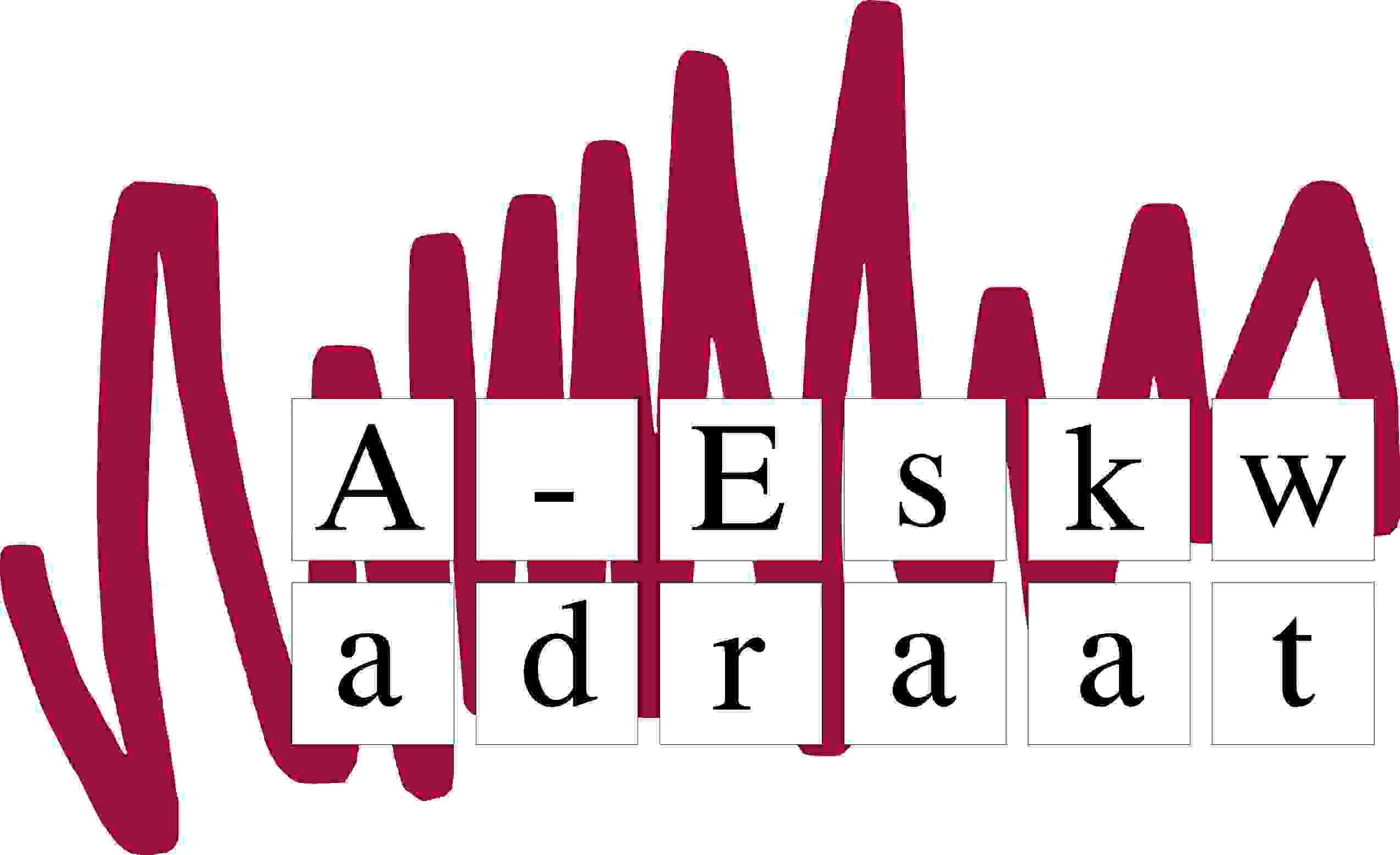 A-Eskwadraat Logo